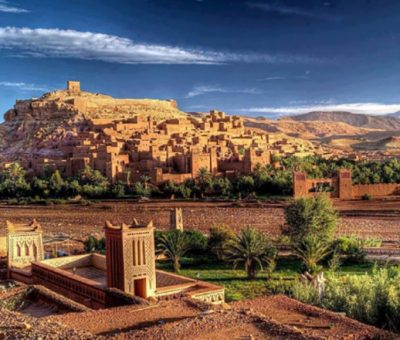 Find Cheap Flights to Morocco
