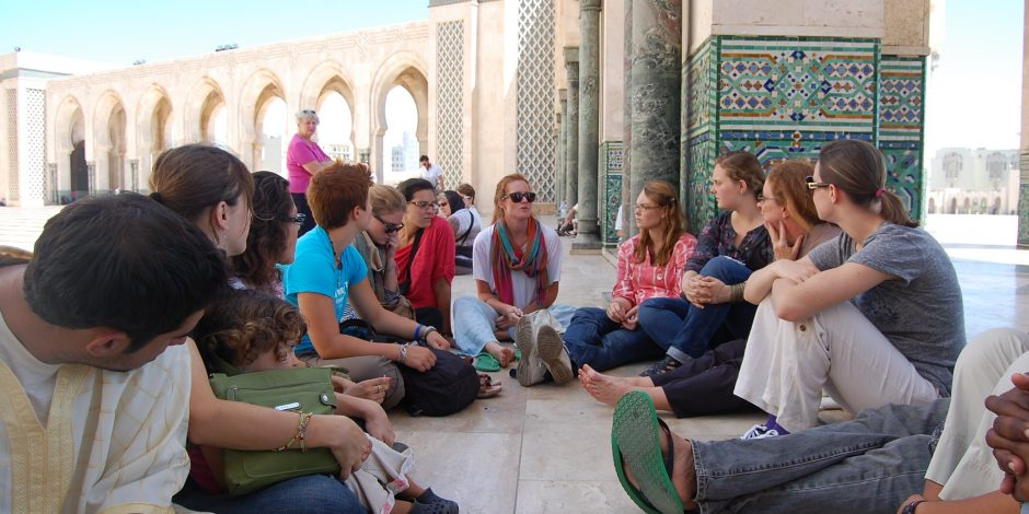 group travel for students