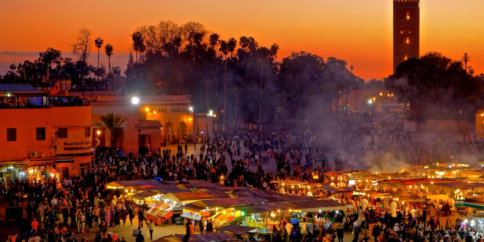 marrakech holiday package