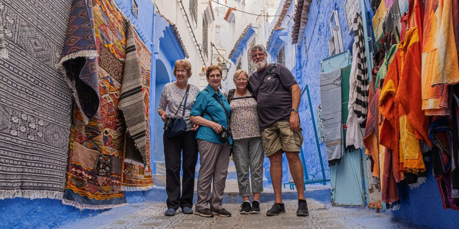 morocco senior group tours