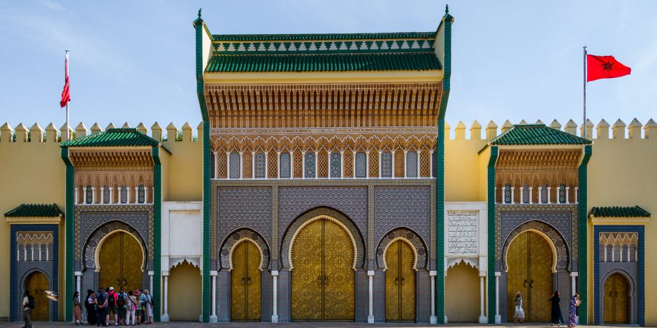 morocco architectural study tours