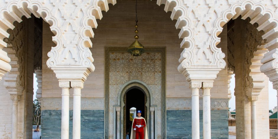 morocco architecture tours for students
