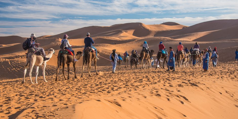 senior citizen morocco trips packages