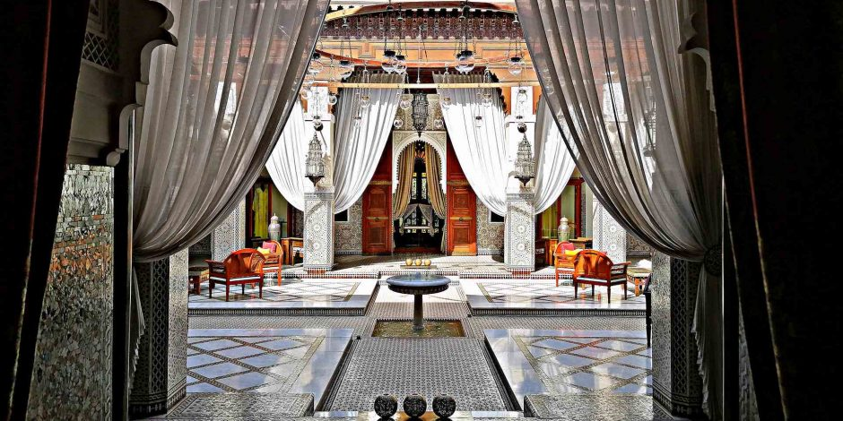 morocco luxury itinerary