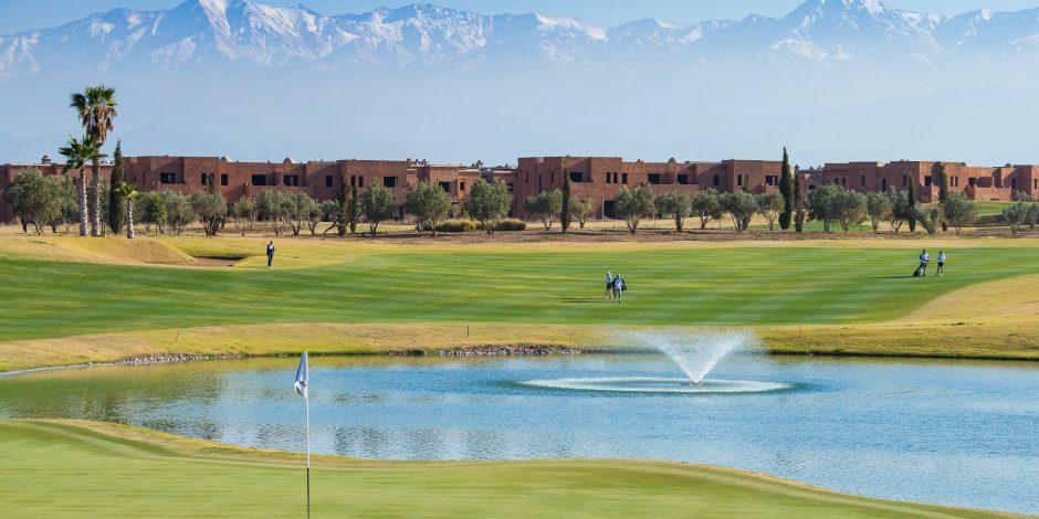 marrakech golf holidays