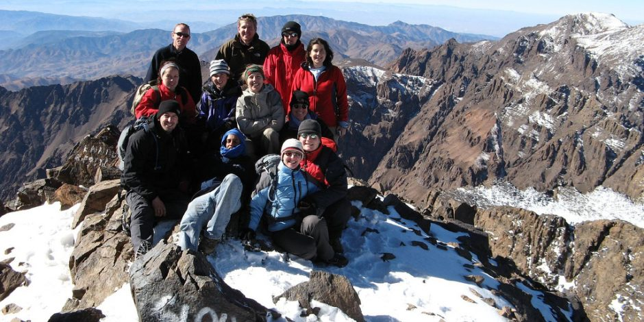 atlas trekking holiday
